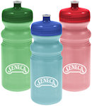 20oz Biodegradable Tinted Sports Bottles